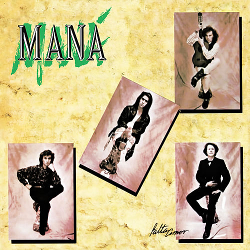 Falta Amor (2020 Remasterizado) von Maná