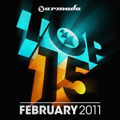 Armada Top 15 - February 2011 von Various Artists
