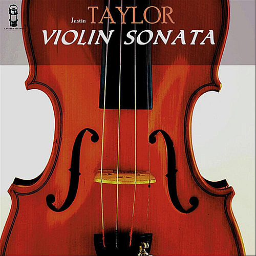 Violin Sonata by Justin Taylor