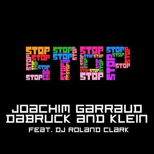 Stop - EP fra Joachim Garraud