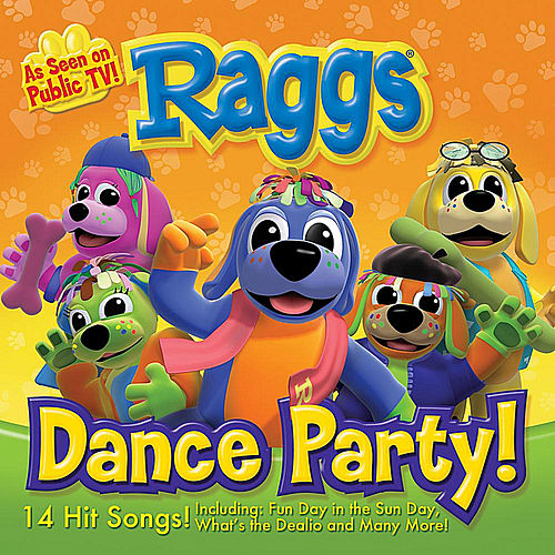 Dance Party! de Raggs