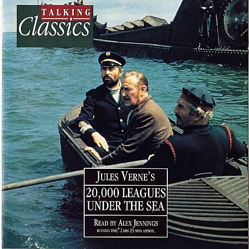 Verne: 20,000 Leagues Under The Sea by Alex Jennings