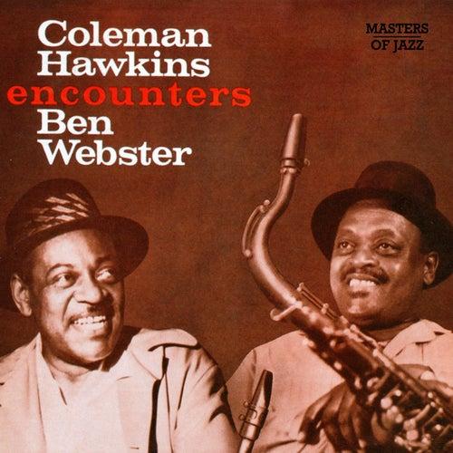Coleman Hawkins Encounters Ben Webster de Coleman Hawkins