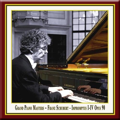 Grand Piano Masters - Schubert: Impromptus Opus 90 No.1-4 by Franz Vorraber