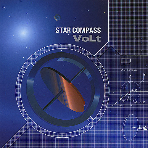 Star Compass by Volt