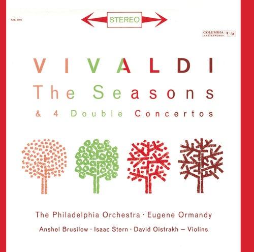 Vivaldi: The Four Seasons, Op. 8; Double Concertos RV 514, RV 517, RV 509 & RV 512 - Sony Classical Originals von Anshel Brusilow