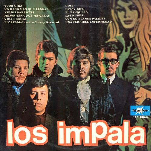 Estos son los impala by Impala