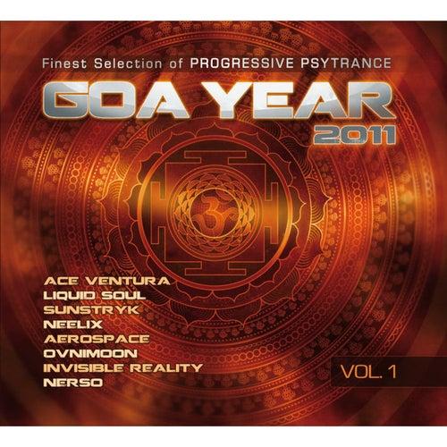 Goa Year 2011 Vol. 1 von Various Artists