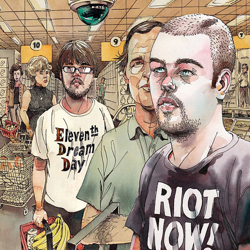 Riot Now! by Eleventh Dream Day