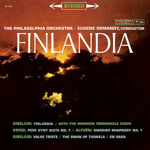 Finlandia by Eugene Ormandy