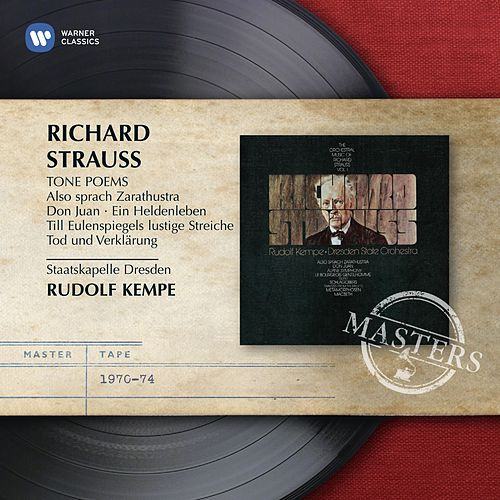 Richard Strauss: Tone Poems by Rudolf Kempe