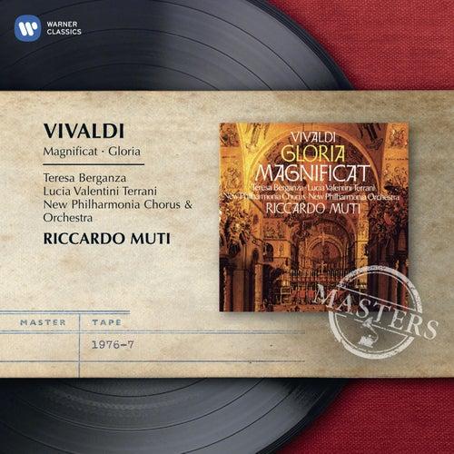 Vivaldi: Gloria & Magnificat von Lucia Valentini Terrani