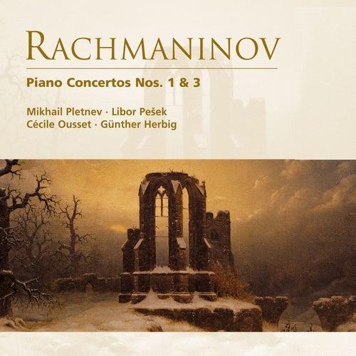 Rachmaninov: Piano Concertos Nos. 1 & 3 by Mikhail Pletnev