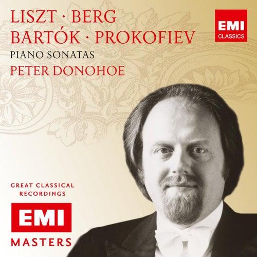 Liszt, Berg, Bartók & Prokofiev: Piano Sonatas by Peter Donohoe