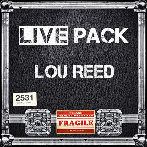Live Pack - Lou Reed de Lou Reed
