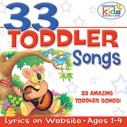 33 Toddler Songs by Wonder Kids