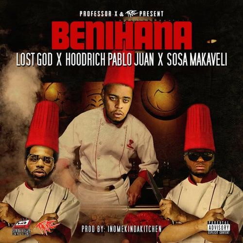 Benihana (feat. Sosa Makaveli) de Lost God