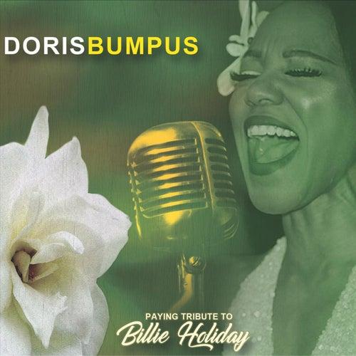 Doris Bumpus Paying Tribute to Billie Holiday de Doris Bumpus