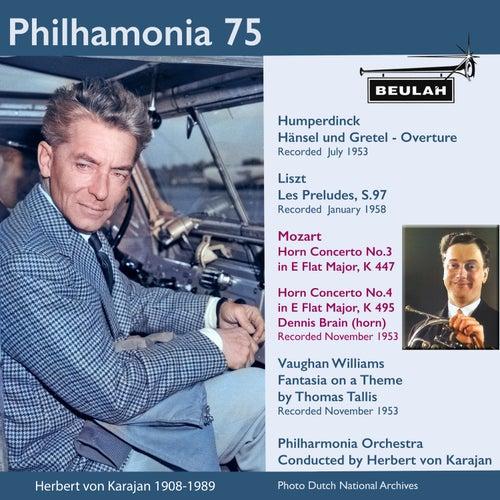Philharmonia 75 Herbert Von Karajan von Herbert Von Karajan