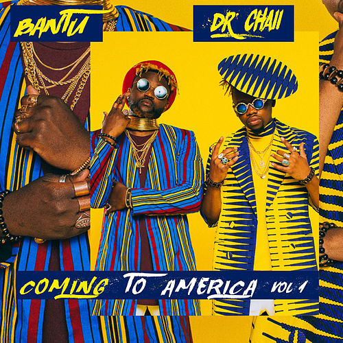 Coming to America, Vol. 1 by Bantu & Dr. Chaii