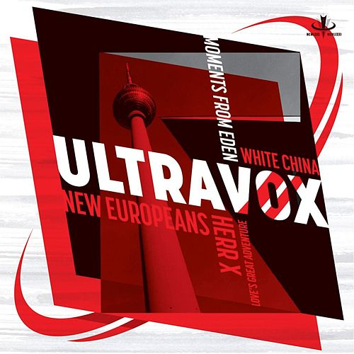Moments From Eden von Ultravox
