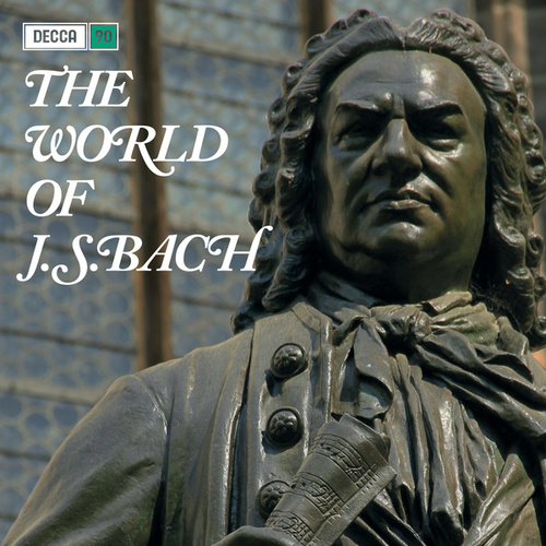 The World Of Bach de Various Artists