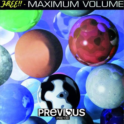 Maximum Volume von Free