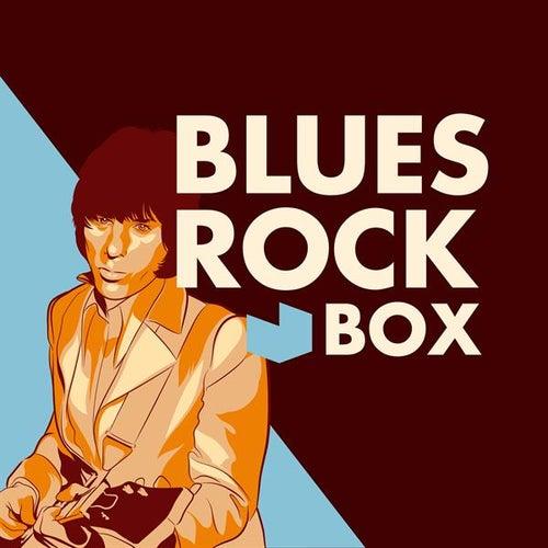 Blues Rock Box de Various Artists