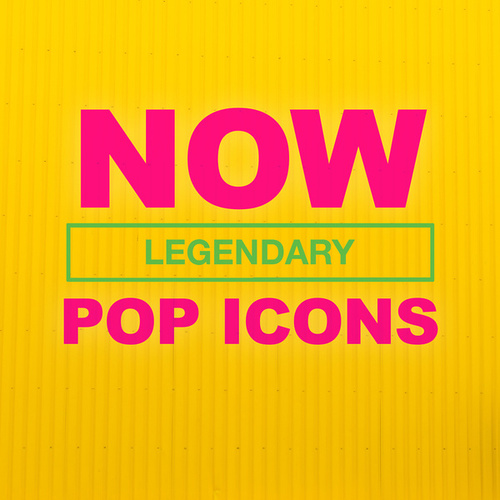 NOW Pop Icons by Various Artists