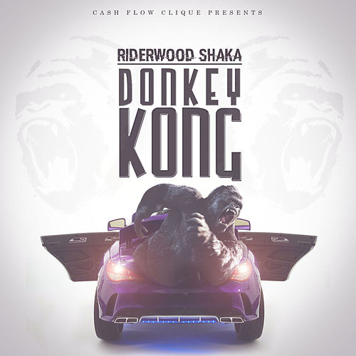Donkey Kong by Riderwood Shaka