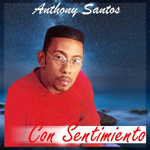 Con Sentimiento de Anthony Santos