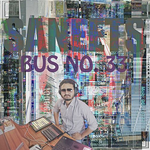 Bus Number 33 by Saneet S More