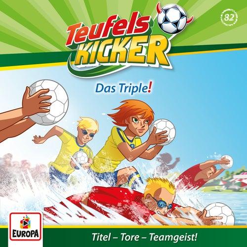 082/Das Triple! von Teufelskicker