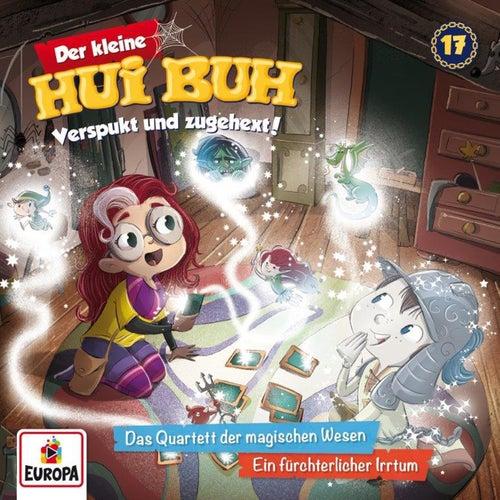 017/Das Quartett der magischen Wesen / Ein fürchterlicher Irrtum by Der kleine Hui Buh