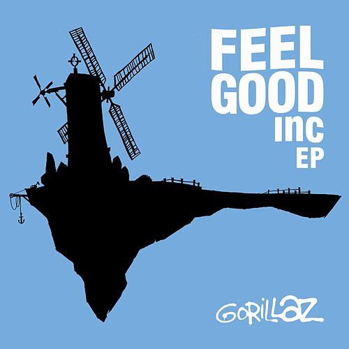 Feel Good Inc EP by Gorillaz