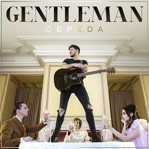 Gentleman by Cepeda