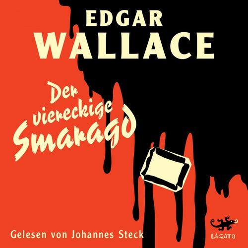 Der viereckige Smaragd von Edgar Wallace