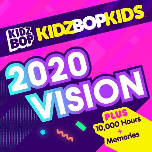 2020 Vision van KIDZ BOP Kids