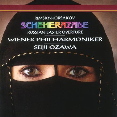 Rimsky-Korsakov: Scheherazade; Russian Easter Festival Overture von Wiener Philharmoniker