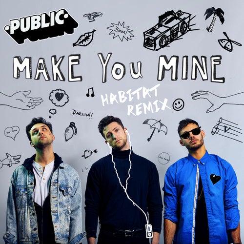 Make You Mine (habitat remix) by PUBLIC