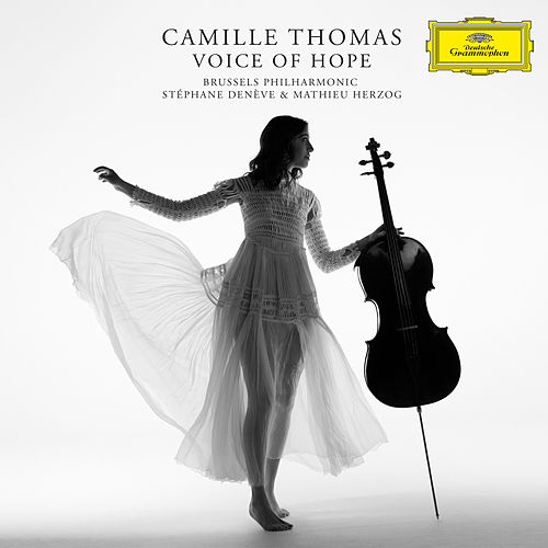 Say: Concerto For Cello And Orchestra 'Never Give Up', Op. 73: 2. Terror - Elegy by Camille Thomas