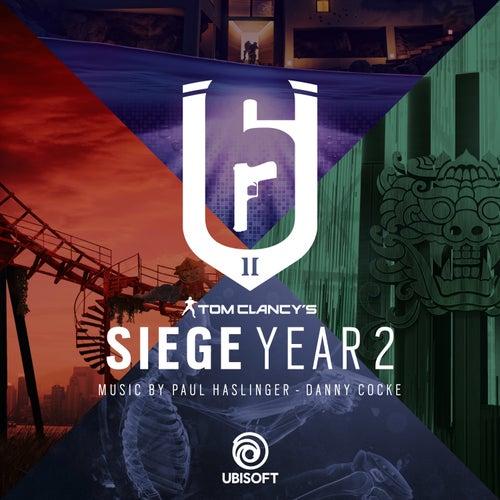 Rainbow Six Siege: Year 2 (Original Music from the Rainbow Six Siege Series) de Paul Haslinger