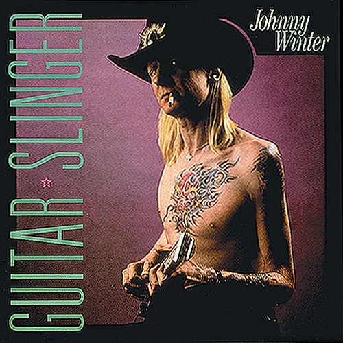 Guitar Slinger de Johnny Winter