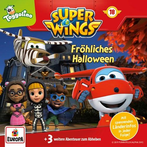 018/Fröhliches Halloween von Super Wings