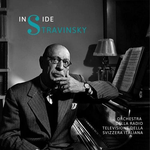 Inside Stravinsky by Igor Stravinsky