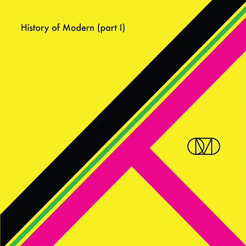 History Of Modern [Part I] de Orchestral Manoeuvres in the Dark (OMD)