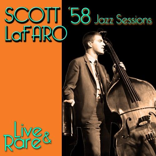 '58 Jazz Sessions - Live & Rare de Various Artists