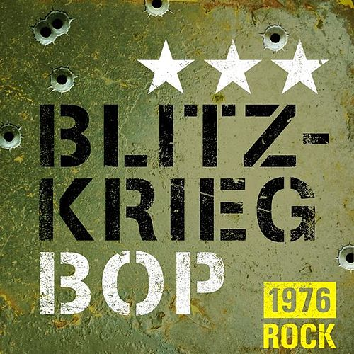 Blitzkrieg Bop: 1976 Rock de Various Artists