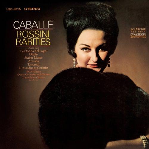 Rossini Rarities von Montserrat Caballé