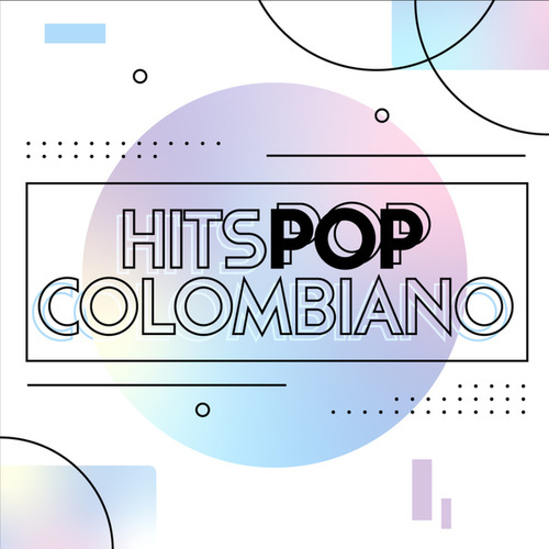 Hits Pop Colombiano de Various Artists